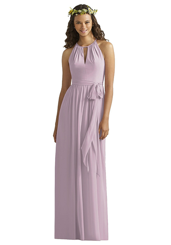 Social Bridesmaids 8170 Halter Bridesmaid Dress