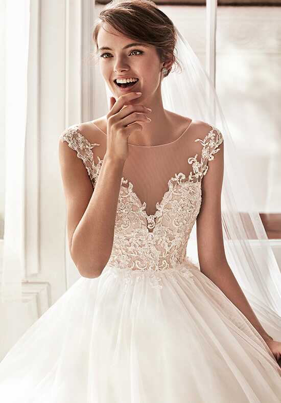 Luna Novias HELOIS A-Line Wedding Dress