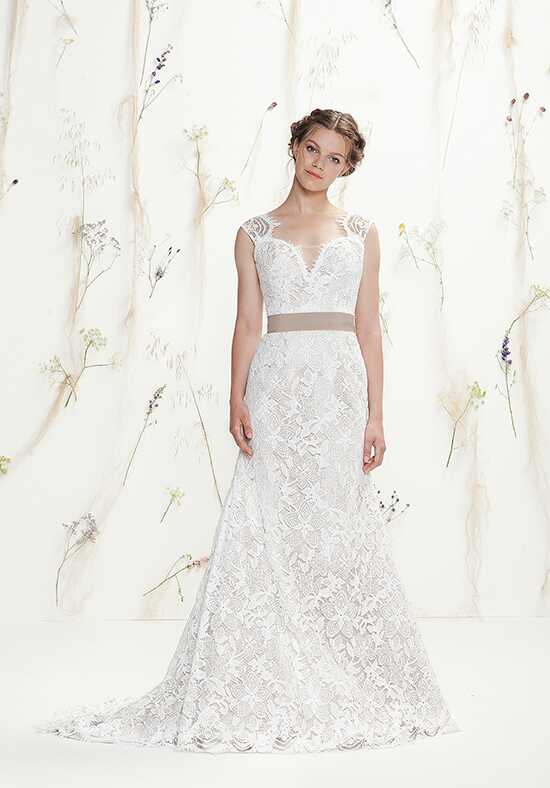 Lillian West 6418 A-Line Wedding Dress