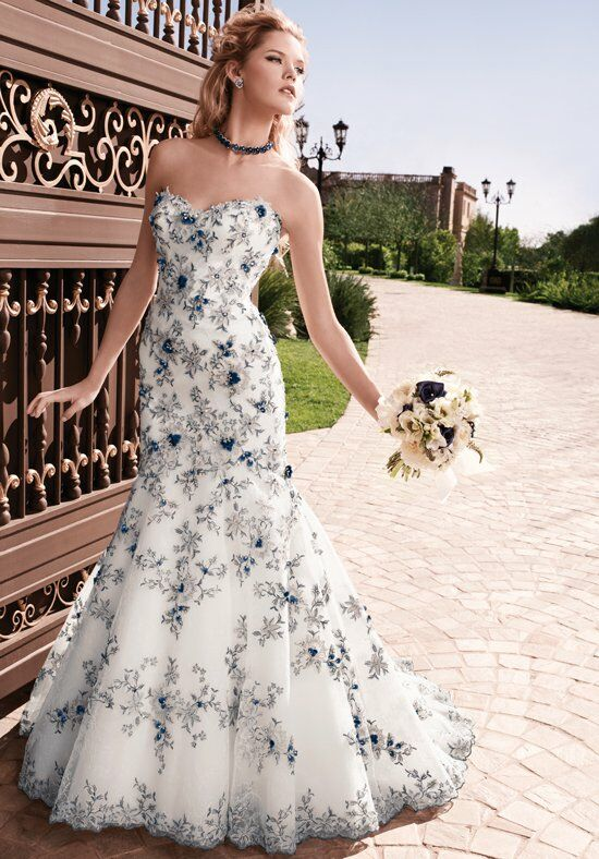 Casablanca Bridal 2140 Mermaid Wedding Dress
