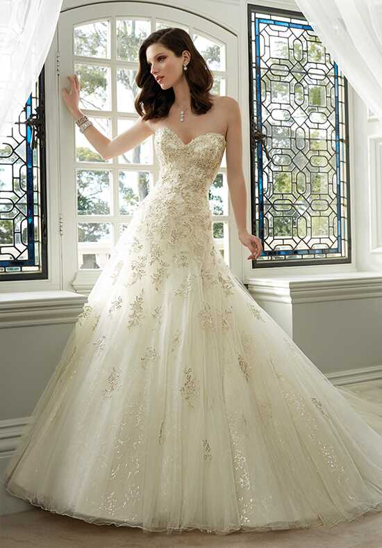 Sophia Tolli Y11630 - Kim A-Line Wedding Dress