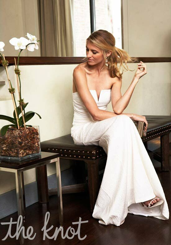 Nicole miller wedding dress prices the knot