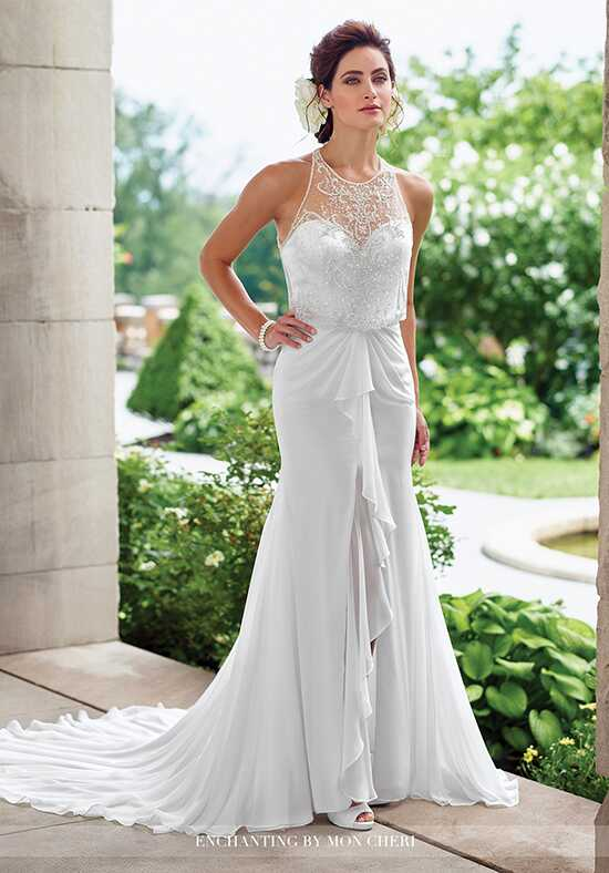 Enchanting by Mon Cheri 117192 A-Line Wedding Dress