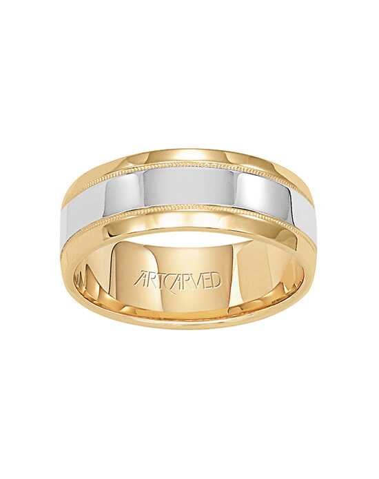 ArtCarved 11-WV5107-G.00 Gold Wedding Ring
