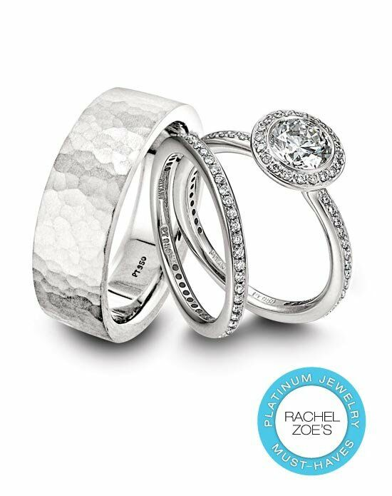 Deactive Rachel Zoes Platinum Must-Haves Ritani Platinum Wedding Ring