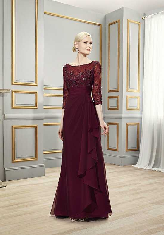 Val Stefani Celebrations MB7518 Red Mother Of The Bride Dress