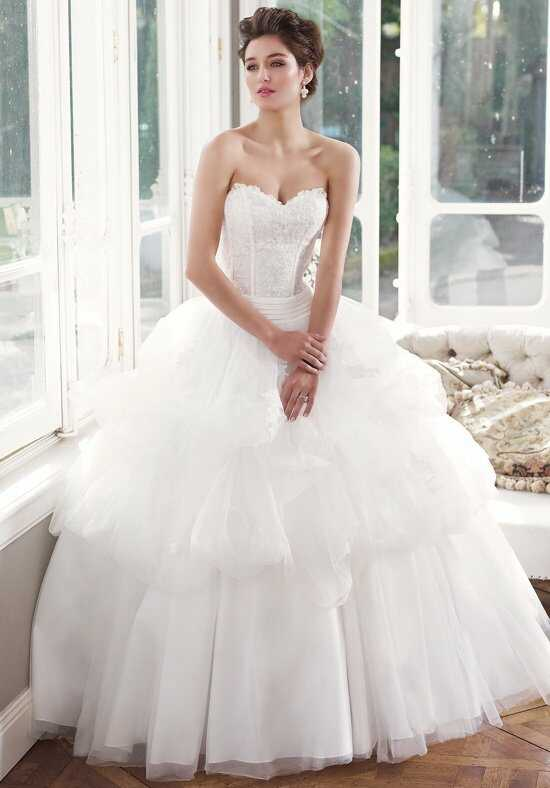 Mia Solano M1340L Ball Gown Wedding Dress