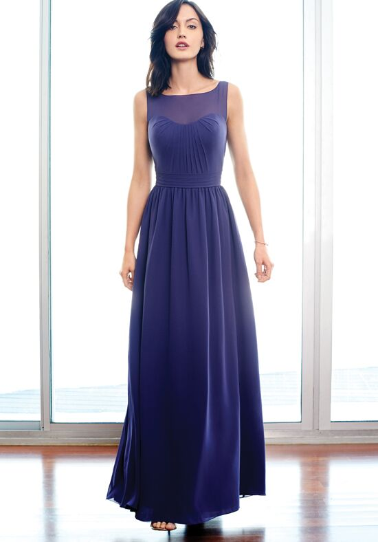 Colour by Kenneth Winston 5241L Illusion Bridesmaid Dress