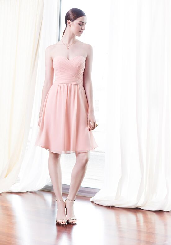 Colour by Kenneth Winston 5214S Sweetheart Bridesmaid Dress