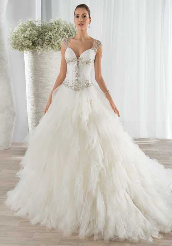 Demetrios 654 Wedding Dress photo