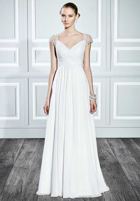 Moonlight Tango T702 A-Line Wedding Dress
