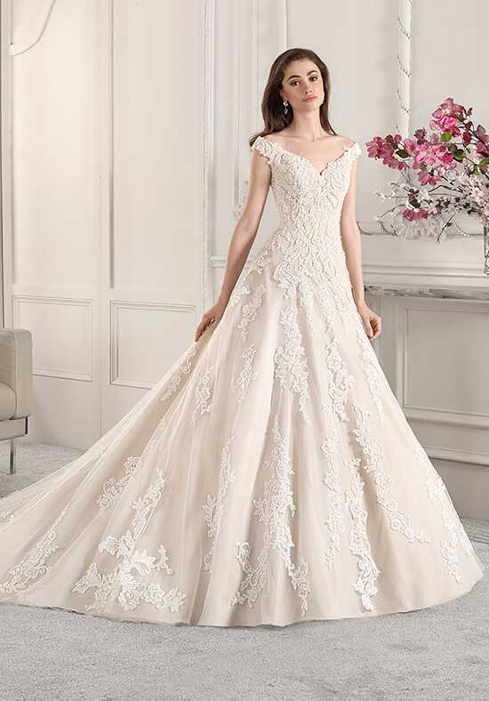 Demetrios 845 A-Line Wedding Dress