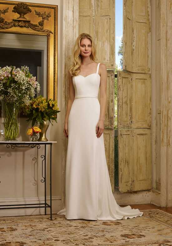 Robert Bullock Bride Riley Sheath Wedding Dress
