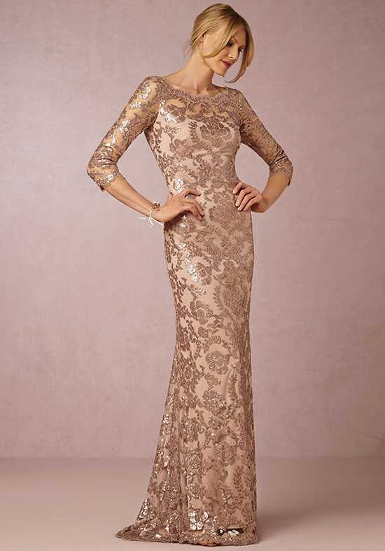 BHLDN (Mother of the Bride) Yvonne Gold Mother Of The Bride Dress
