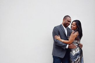 Leah Johnson And Cameron Smith Wedding Photo 1