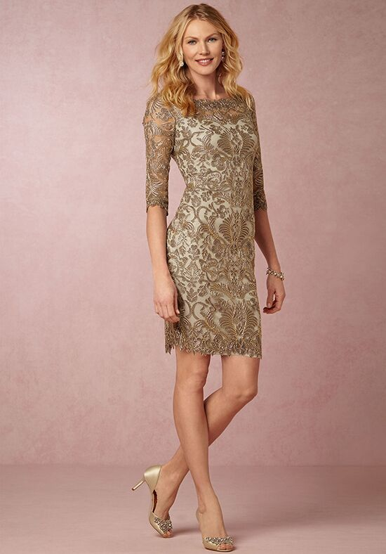 BHLDN (Mother of the Bride) Hartley Gold Mother Of The Bride Dress