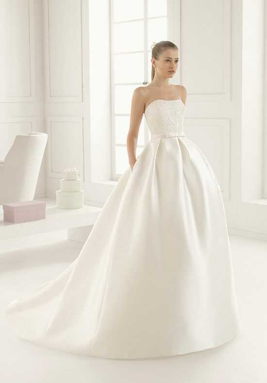 Two by Rosa Clará EMIR Ball Gown Wedding Dress