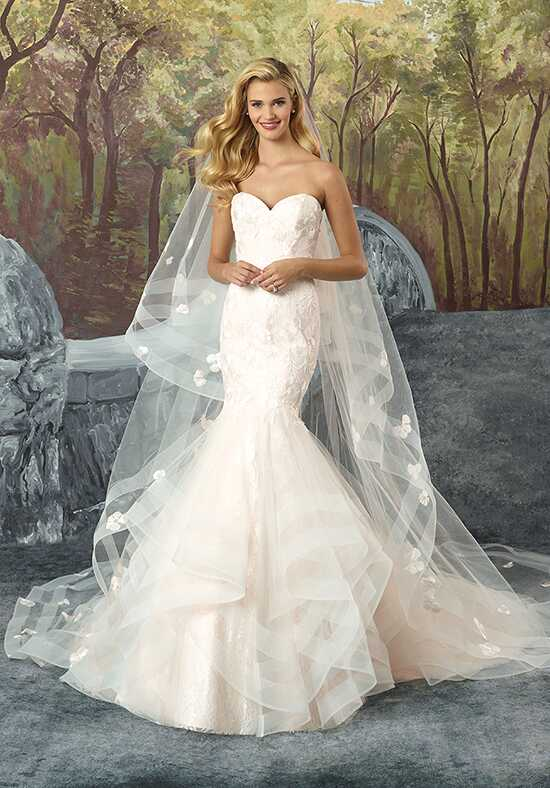 Justin Alexander 8915 Mermaid Wedding Dress