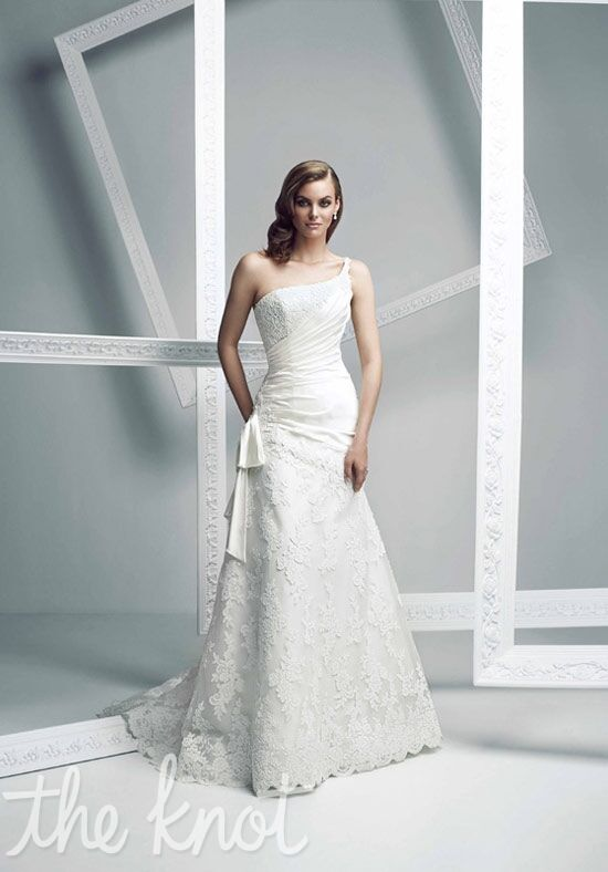 Simone Carvalli 7149 A-Line Wedding Dress