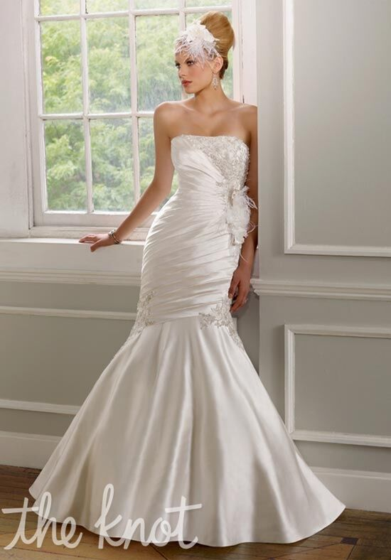 Morilee by Madeline Gardner 1616 Mermaid Wedding Dress