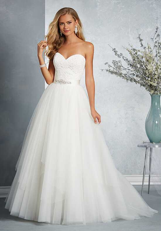 Alfred Angelo Signature Bridal Collection 2606 Ball Gown Wedding Dress