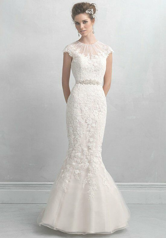 Madison James MJ10 Mermaid Wedding Dress