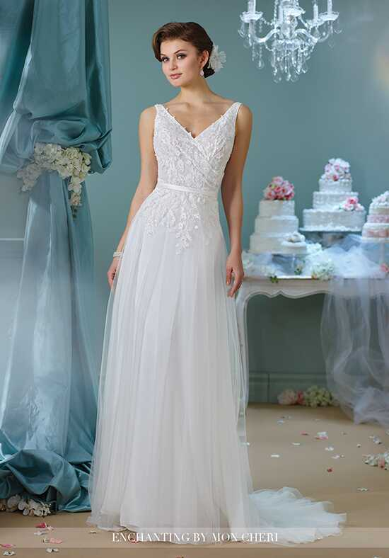 Enchanting by Mon Cheri 216164 A-Line Wedding Dress