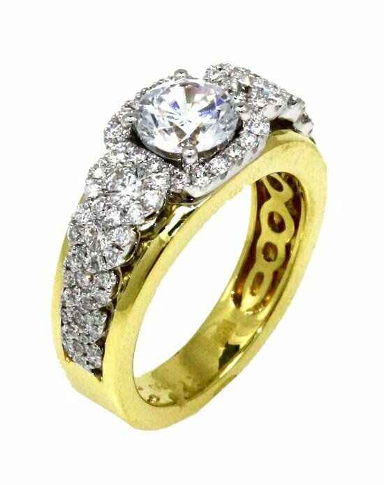Frederic Sage RM116-WY Gold Wedding Ring