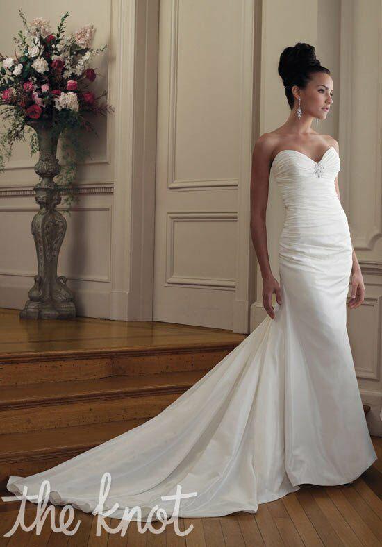 David Tutera For Mon Cheri 19216 Wedding Dress