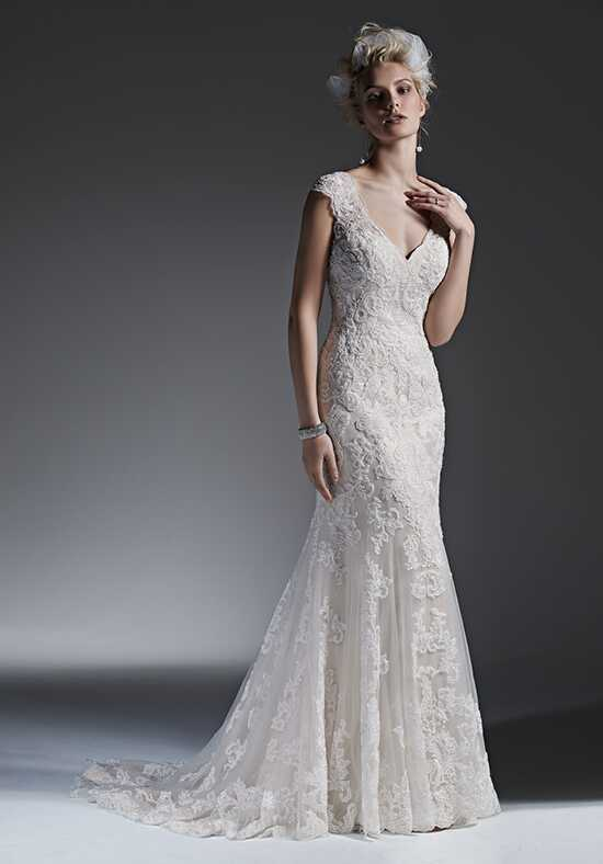 Sottero and Midgley Lydia A-Line Wedding Dress