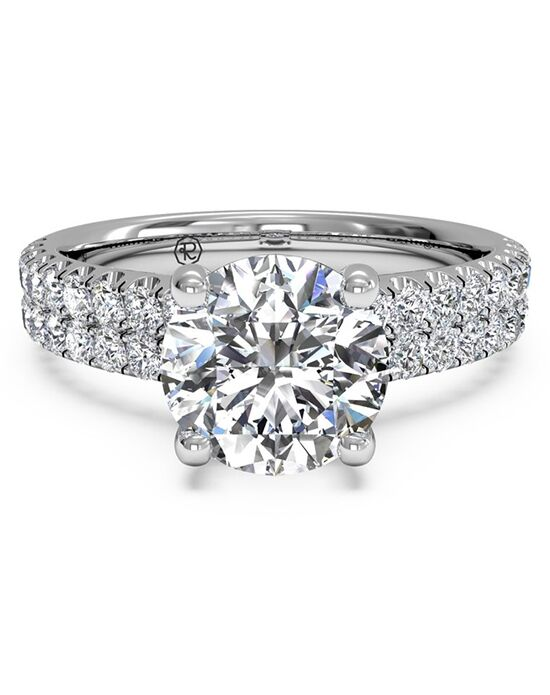 ritani glamorous cut engagement ring - Ritani Wedding Rings