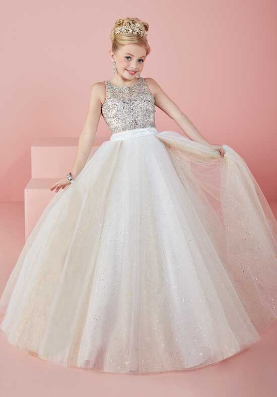 Tiffany Princess Style 13476 Flower Girl Dress photo
