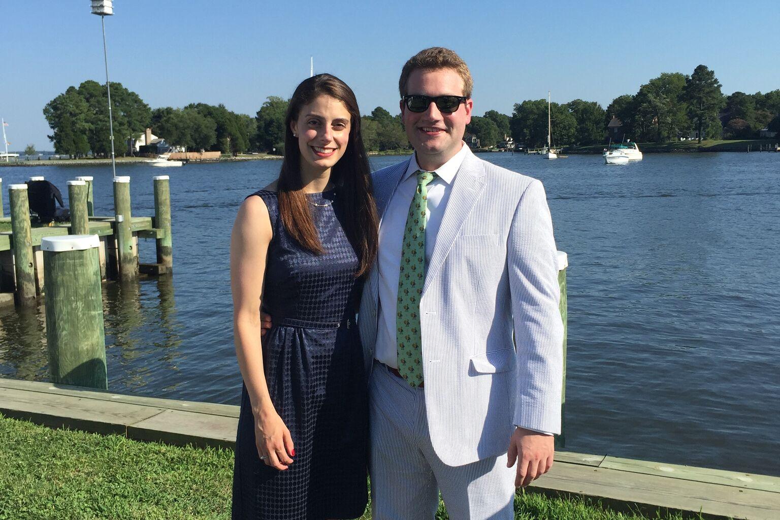 Julianne Garbarino and Robert Yeager\'s Wedding Website