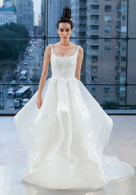 Ines Di Santo Waverly Ball Gown Wedding Dress