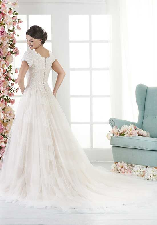 Bliss by Bonny Bridal 2804 A-Line Wedding Dress