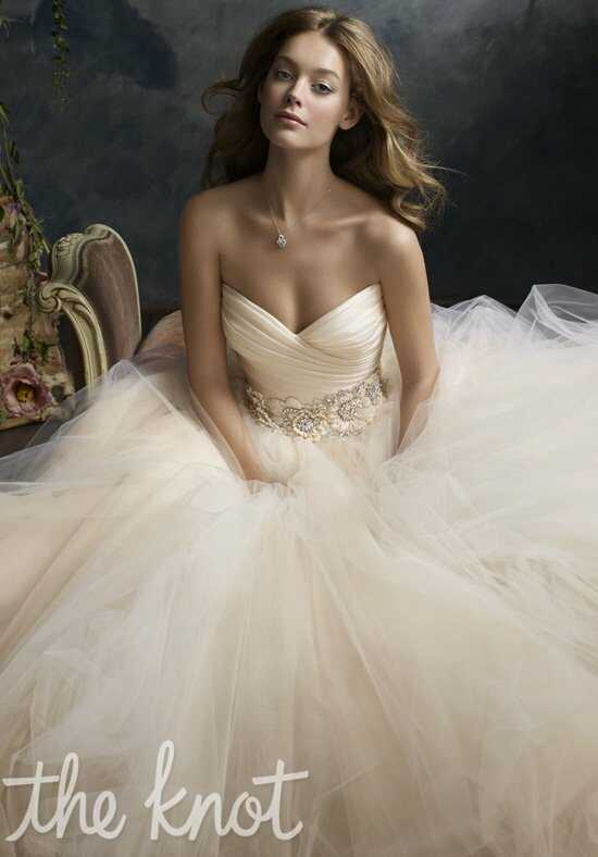 Lazaro 3108 Ball Gown Wedding Dress