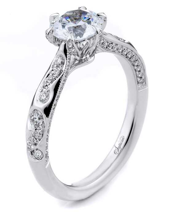 Supreme Jewelry SJ154709 Engagement Ring photo
