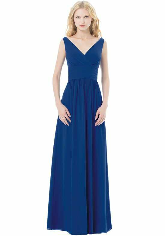 Bill Levkoff 498 V-Neck Bridesmaid Dress