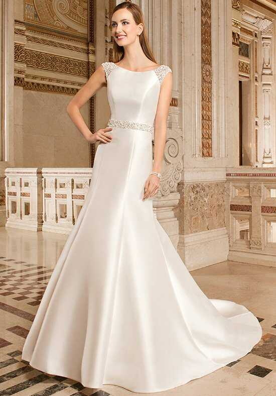Demetrios 3210 A-Line Wedding Dress