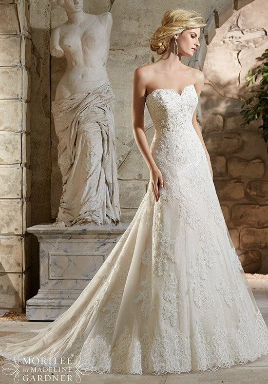 Morilee by Madeline Gardner 2779 A-Line Wedding Dress