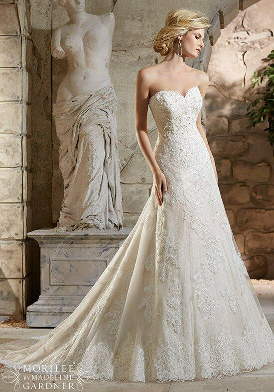 Morilee by Madeline Gardner 2779 Wedding Dress photo