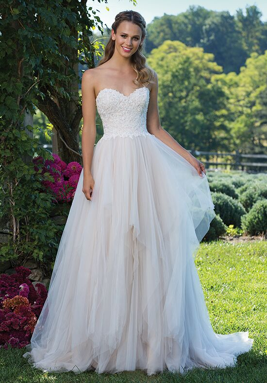 Sincerity Bridal 3974 Ball Gown Wedding Dress