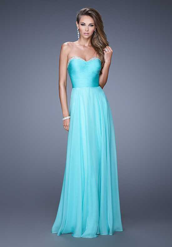 La Femme Bridesmaids 20901 Bridesmaid Dress