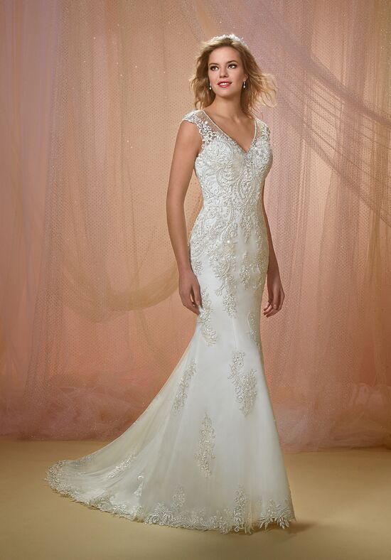 1 Wedding by Mary's Bridal 6509 Mermaid Wedding Dress