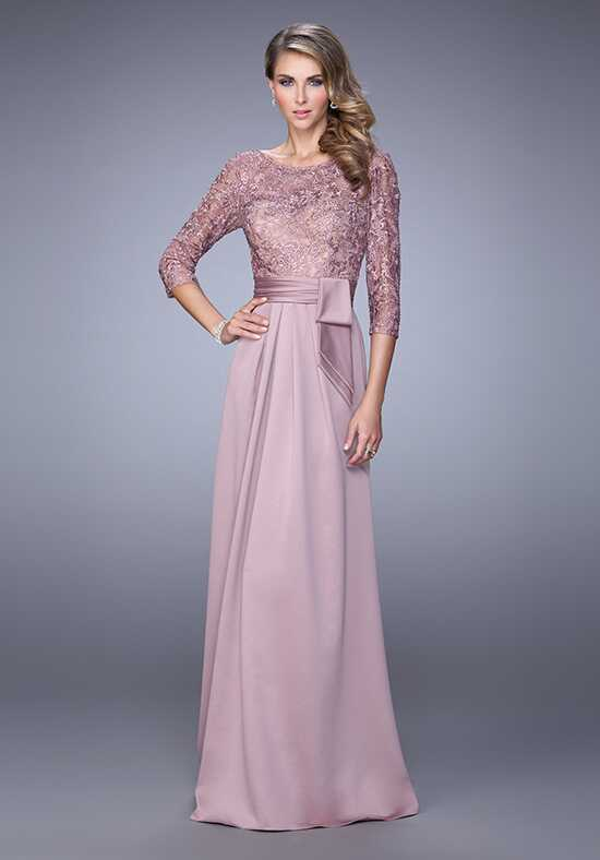 La Femme Evening 21673 Mother Of The Bride Dress photo