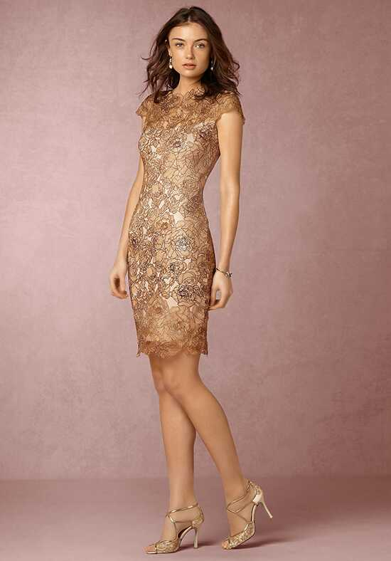 BHLDN (Mother of the Bride) Luana Gold Mother Of The Bride Dress