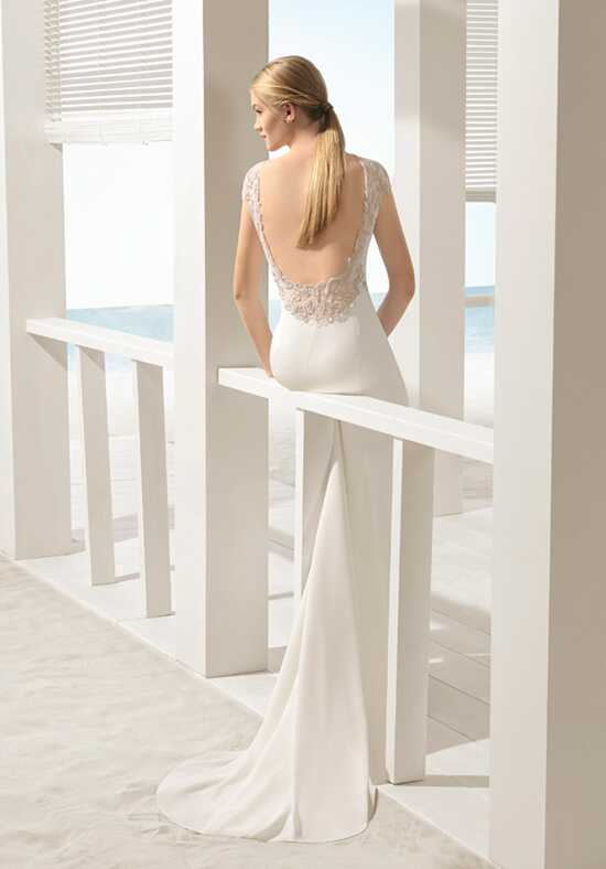 Aire Beach Wedding UMBRAL Mermaid Wedding Dress