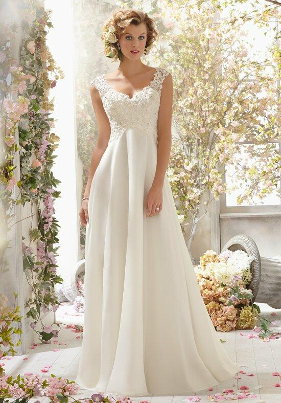 Voyage by Madeline Gardner 6778 Wedding Dress photo