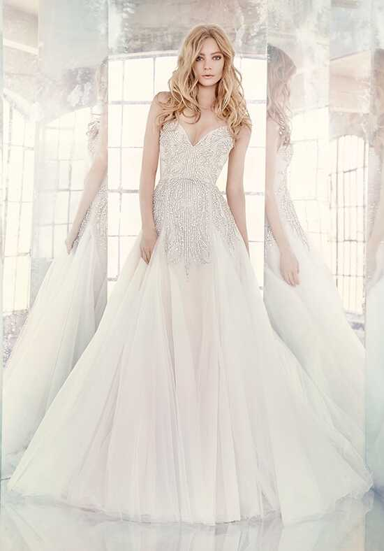 Hayley Paige 6608 Comet Wedding Dress photo