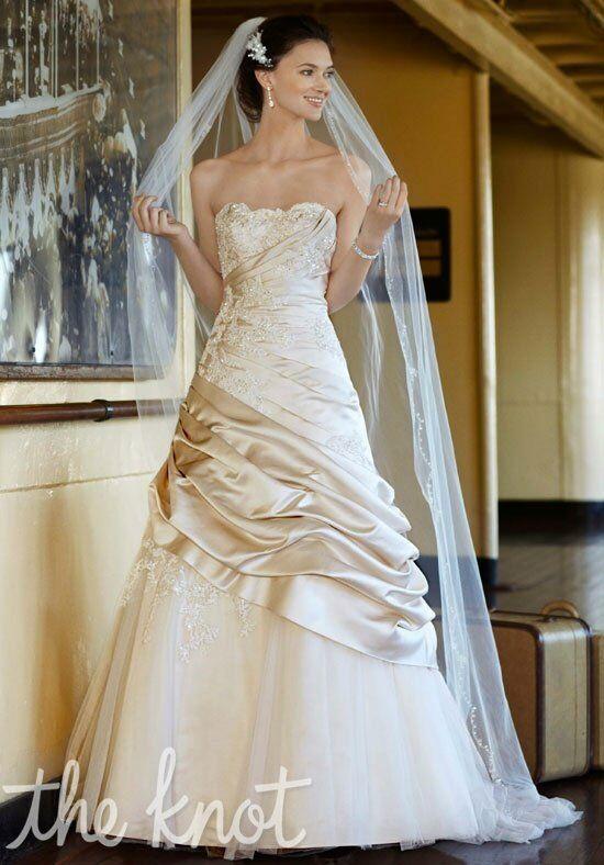 David's Bridal Wedding Dress Ball